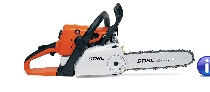 One of STIHL's most innovative chain saws, the MS 250 C starts effortlessly with the new,  innovative Easy2Start system. Purge pump primer is standard equipment, as is the exclusive STIHL Quick Chain Adjuster.