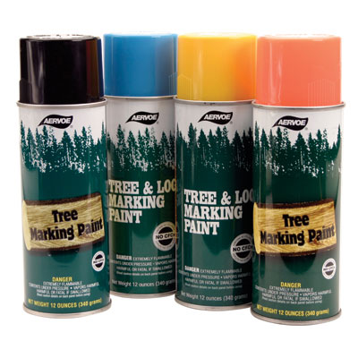 Aervoe Tree and Log Marking Paint
