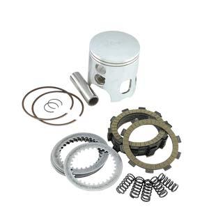 Selection of Motovan bike parts