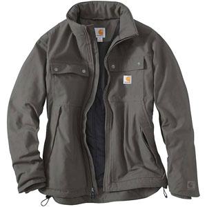 Grey Carhartt Men's Casual Jacket