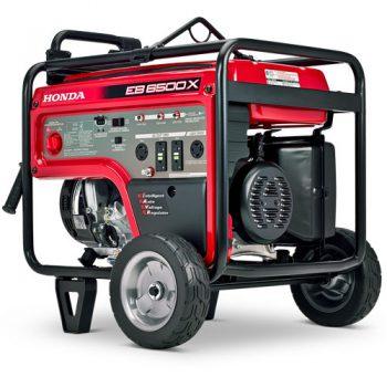 Honda EB6500XKC Premium Commercial Generator