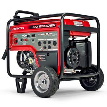 Honda EM6500S2C Premium Commercial Generator