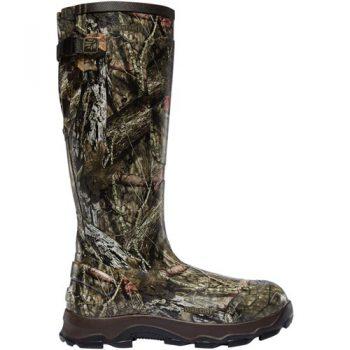 """LaCrosse 4XBurly 18"""" Mossy Oak boots"""
