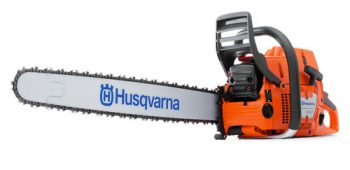 Husqvarna 390 chainsaw