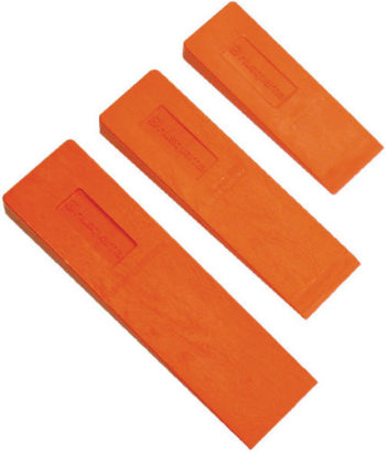 Orange Husqvarna Felling Wedge